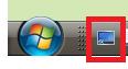 vistaデスクトップの表示